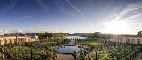 Leinwanddruck Bild Versailles gardens