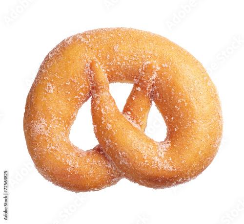 Foto op Aluminium Bakkerij Sweet pretzel