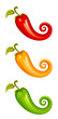 Colorful pepper