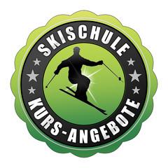 ssk1 SkiSchuleKurs - fnb - Skischule Kursangebote grün - g2418