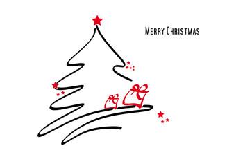 weihnachtsbaum - geschenke