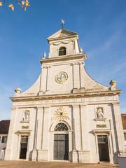 Mariastein, Kloster Mariastein, Kapelle, Herbst, Schweiz
