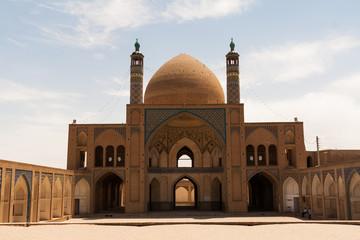 Moschee und Madrese Aqa Bozrg Kashan