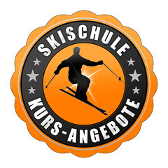 ssk6 SkiSchuleKurs - fnb - Skischule Kursangebote orange - g2423