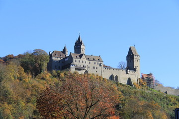 Burganlage Altena
