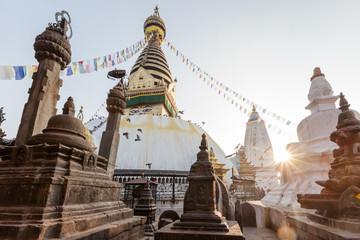 Swayambhunath monastery