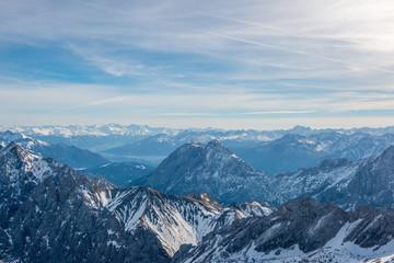 Schönheit der Alpen