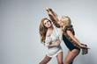 sexy Ladys tanzen