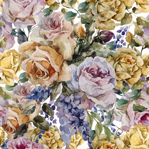 bouquet of roses - 72572254