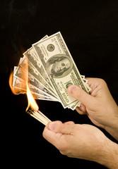 Losing Money