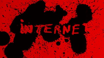 Internet Appears after Ink Drops