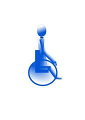 Rolstoel invalide