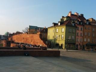 Old City Colors - Warszawa , Poland