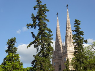 Basilica Nuestra Señora de Lujan, Buenos Aires, Argentina