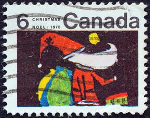 Santa Claus, E. Bhattacharya (Canada 1970)