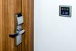 Electronic Hotel  Doorplate - 72576800