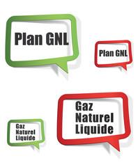GNL - gaz nature liquide