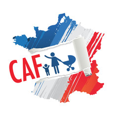 CAF - caisse d'allocations familliales