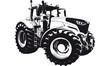 Traktor Lohnunternehmen Agrar - 72579876