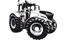 Ciągniki rolnicze wykonawców