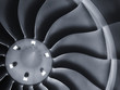 Stong Graphic Business Jet Aircraft Engine Background Image - 72580238
