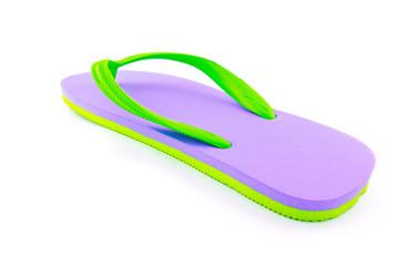 sandal isolated on white background