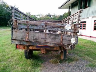 Thai old truck