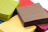 Fototapety Colorful napkins