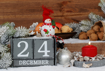 24 Dezember