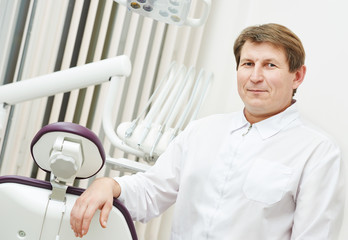 dentist orthodontist portrait