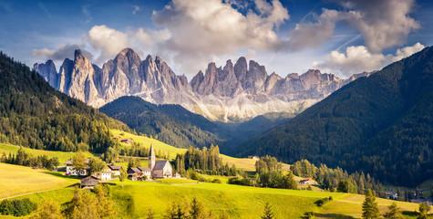 unusual mountain landscape