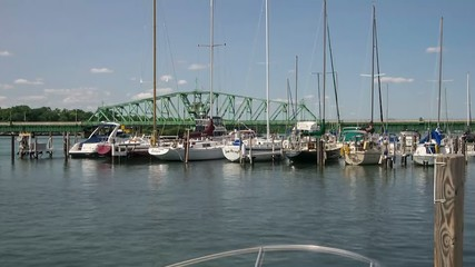 Detroit River South Boat Marina