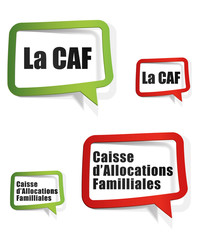 caisse d'allocations familliales - CAF