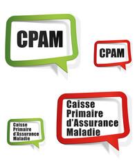 CPAM - caisse primaire d'assurance maladie