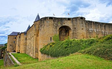 Castle Sedan known from 15 century