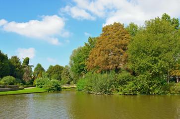 City parc in Wemmel