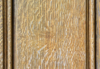 Bright wooden outdoors wall