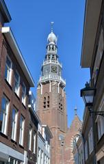 city in Netherlands, Middelburg in province Zeeland
