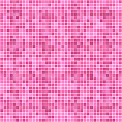 Pink pixel design background