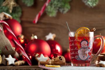 weihnachts getränk