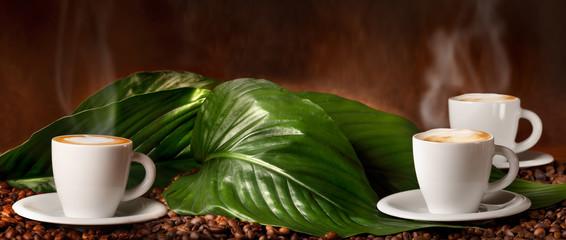 Cappuccino - Caffè con Latte © Tesgro  Tessieri