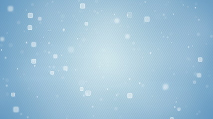 blinking squares techno loopable background