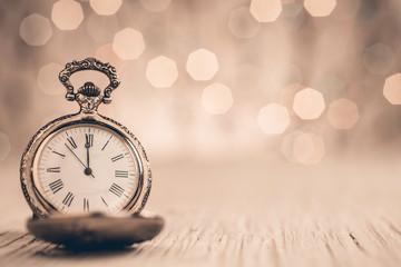 New Year's  midnight