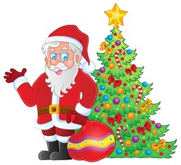 Image with Santa Claus theme 7