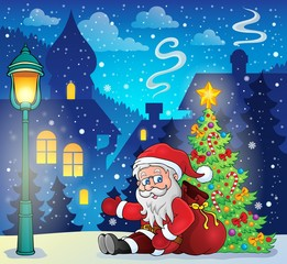 Image with Santa Claus theme 8