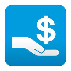 Etiqueta tipo app crowdfunding