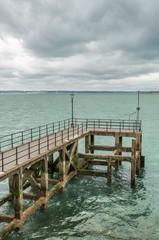 Pier in Portsmouth