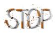 Stop smoking - 72602007