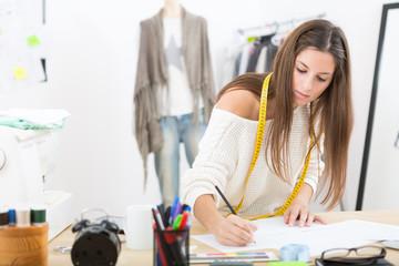 attractive female fashion designers