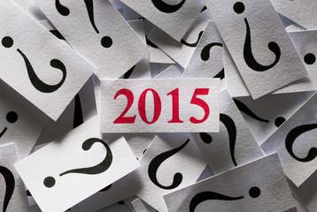 What will happen in 2015